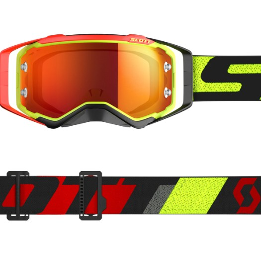 Image result for 2019 SCOTT GOGGLES PROSPECT YELLOW RED