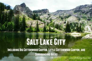 Hike Salt Lake City || Utah || Dirt In My Shoes