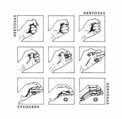 Nervosas Cover Art