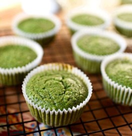 green-muffins