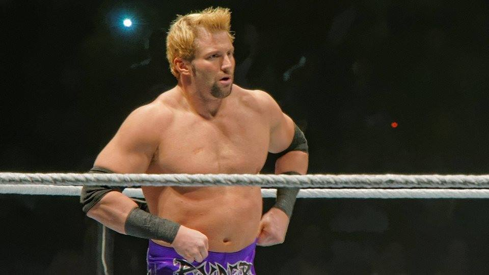 Zack Ryder Has Been Spending Too Much Time At Catering
