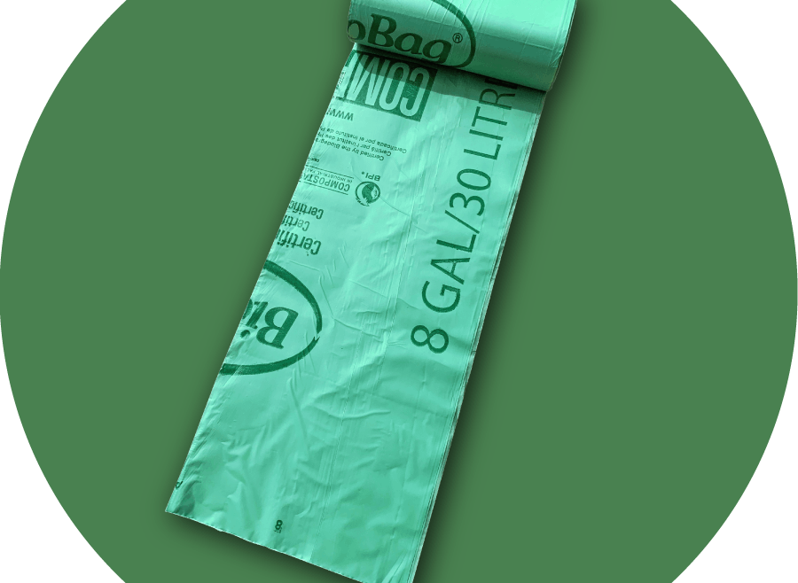 8 Gallon Compostable Liners