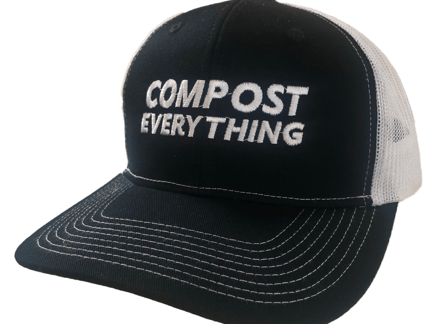 Compost Everything<br>Trucker Hat