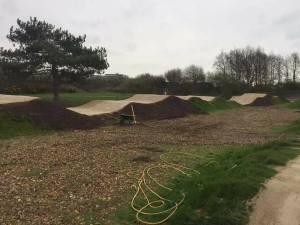 Dirtworks BMX - Bournemouth Build 5