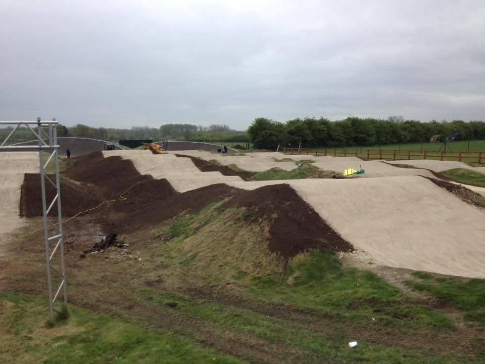 Dirtworks BMX - Doncaster Build 5