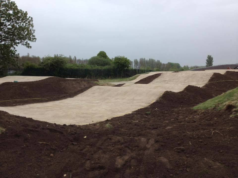 Dirtworks BMX - Doncaster Build 2