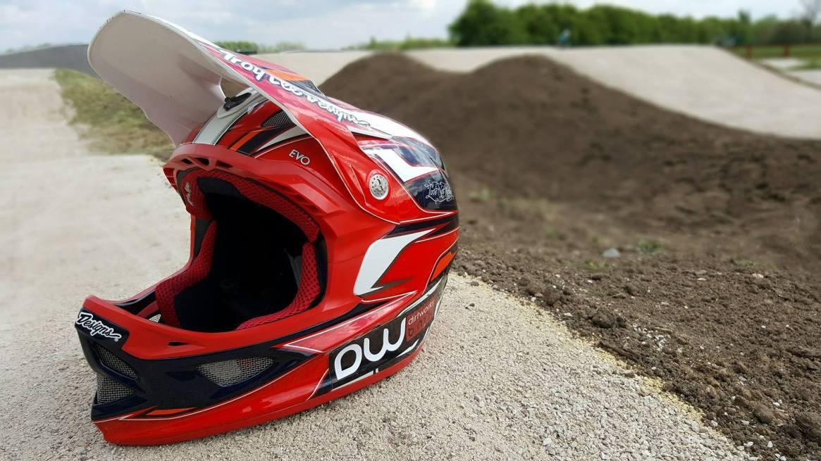 Dirtworks BMX Helmet