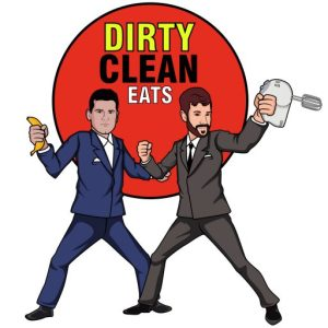 Dirty Clean Eats Small Logo