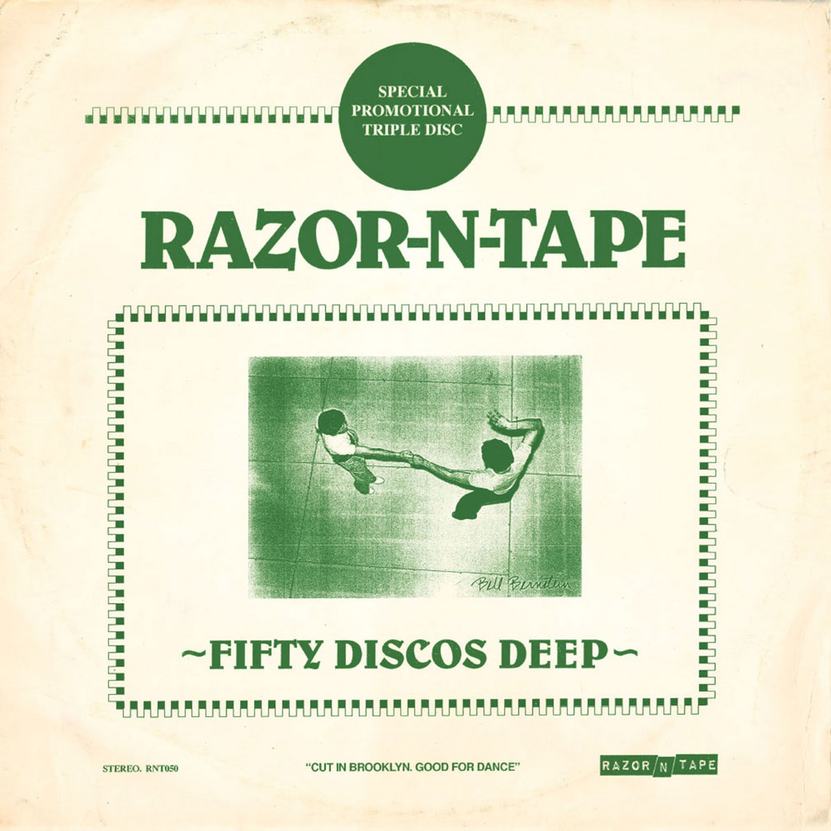 Fifty Discos Deep | razor N tape Records
