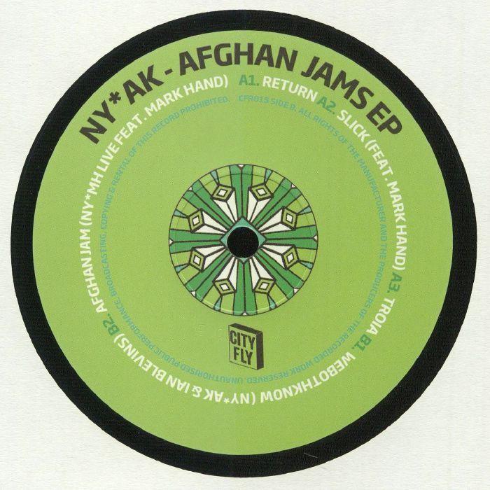 NY*AK - Afghan Jams