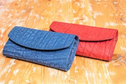 trifold purse