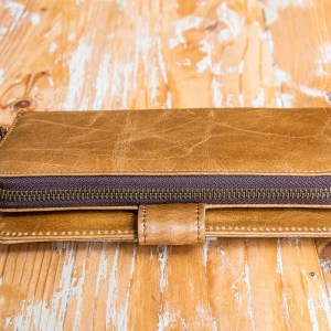 large rough hide purse