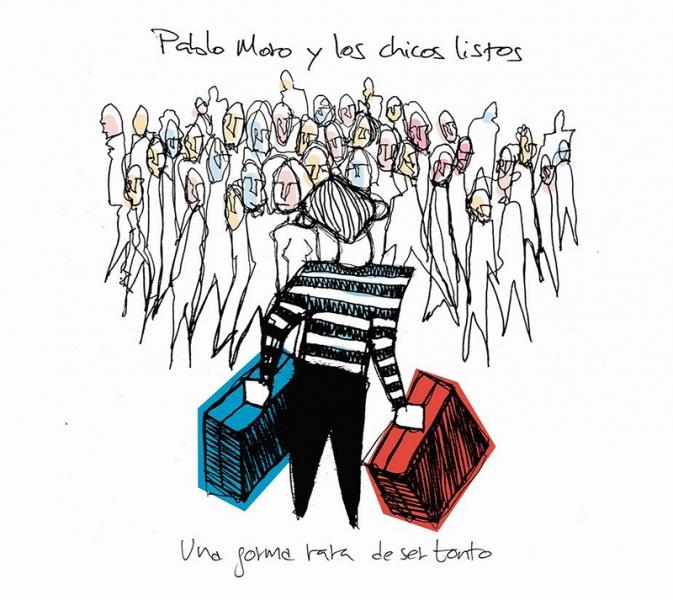 Pablo-Moro-y-Los-Chicos-Listos-Una-Forma-Rara-De-Ser-Tonto-nuevo-disco