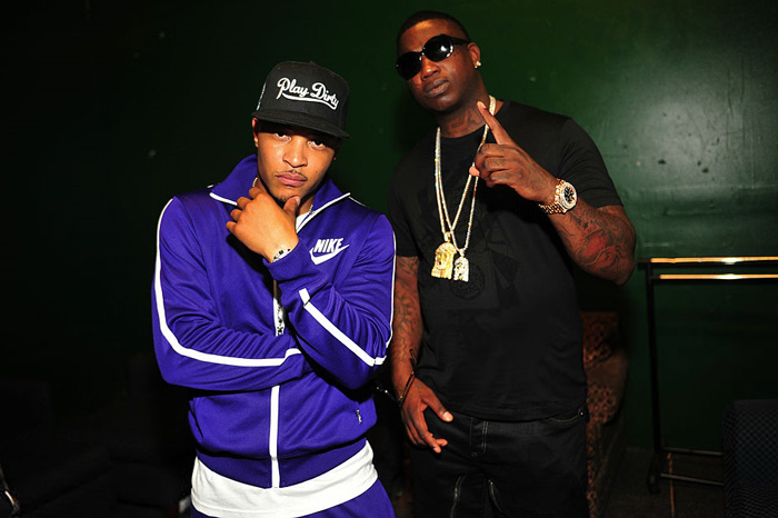 New Music From T.I., Gucci Mane And More