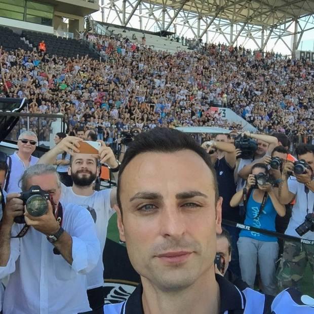 (Dimitar Berbatov/Facebook)