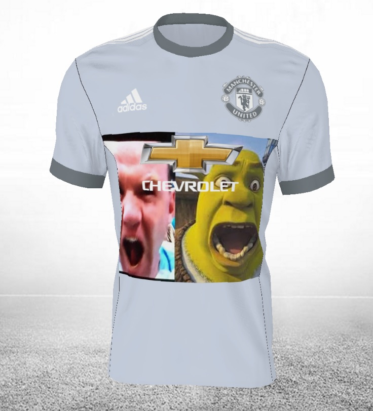 1a1843459 Adidas  Man United third kit design tool gets predictably abused ...
