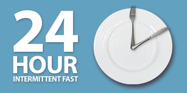 Intermittent fasting schedule variations