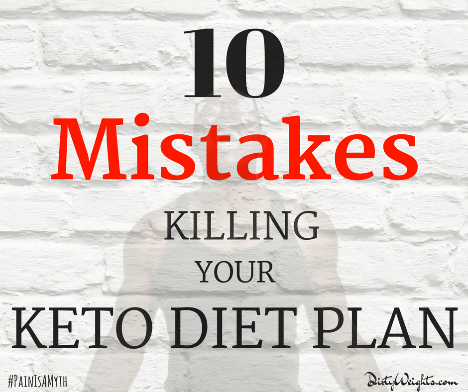 Ketogenic Diet Plan: Are You Doing It Wrong?