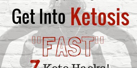 How To Get Into Ketosis Fast