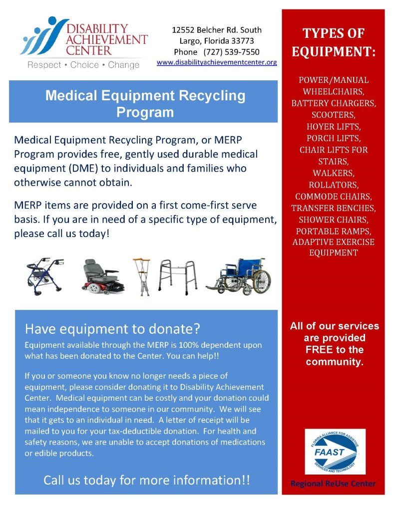info for cd514 30143 If you have durable medical equipment taking up valuable real estate in  your home, please consider donating it to help someone who cannot afford to  purchase ...
