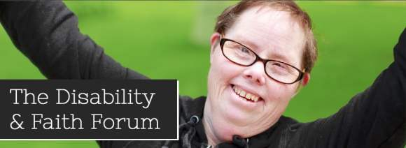 Disability and Faith Forum Header