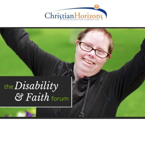 Disability and Faith Forum Logo