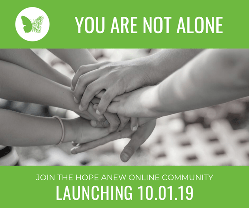 Hope Anew Community Launch