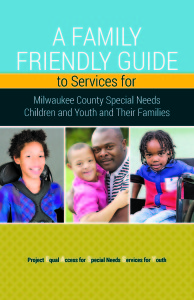 A Guide to services for Special Needs Children and Their Families