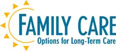 Family Care - Options for Long-Term Care logo