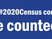 The #2020Census counts: Be counted!
