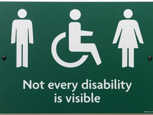 Image result for hidden disabilities