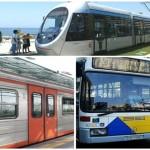 Μέσα μαζικής μεταφοράς / Μ.Μ.Μ. / Λεωφορεία / Μετρό / Ηλεκτρικός