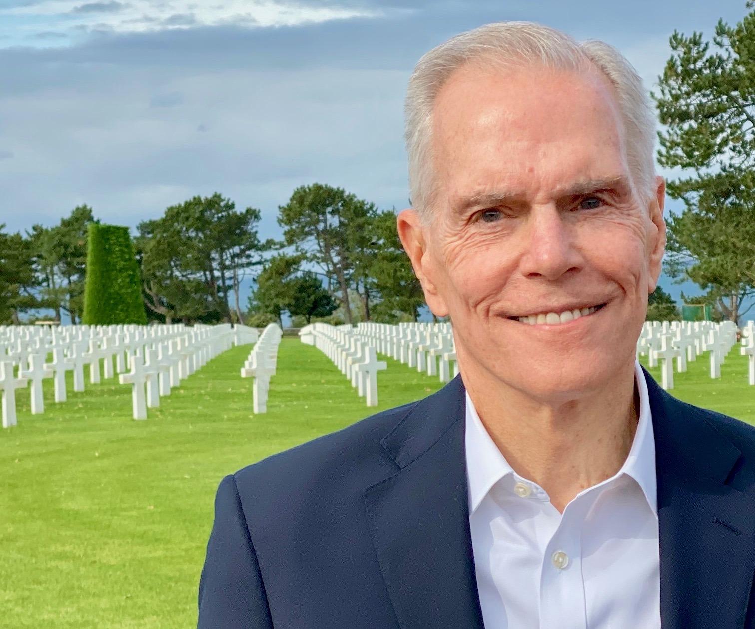 george sink sr joins veterans to honor