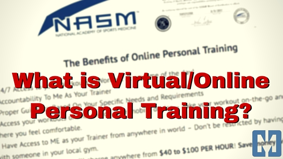 Personal trainer infographic