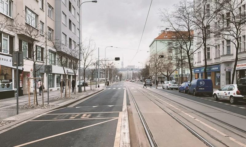Praga 7 - da Holešovice a Letna