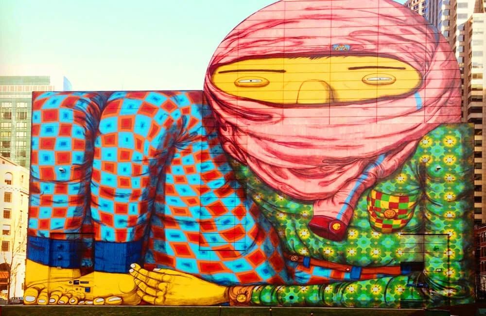 OsGemeos---Murale-Boston