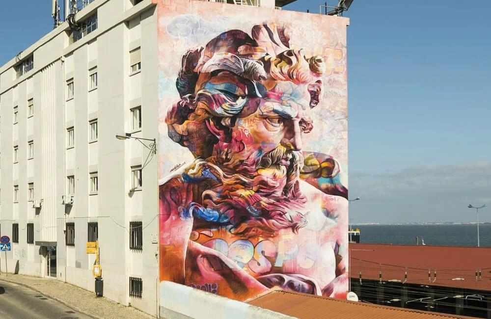 PichiAvo-Lisbona