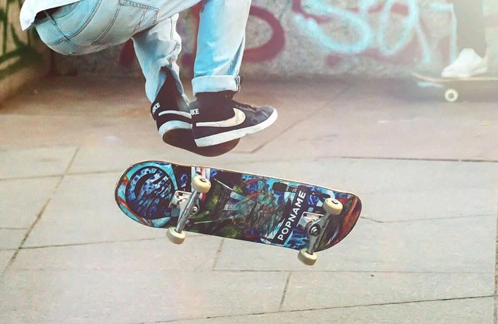 Skate-Ispirazione