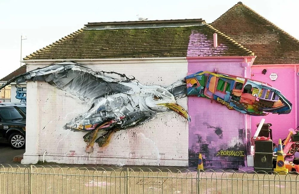 Bordalo-Half-Half-Animal-Gabbiano