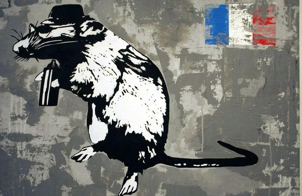 Blek-Le-Rat-Simbolo
