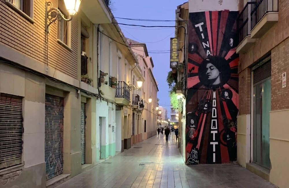 Visitare-Valencia-Benimaclet