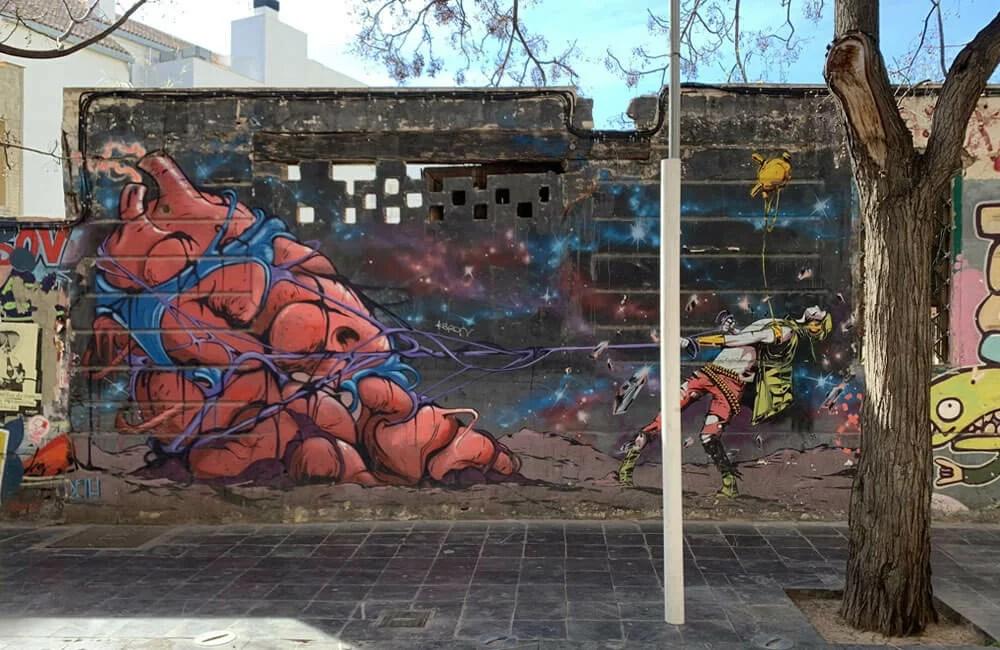 Visitare-Valencia-Street-Art