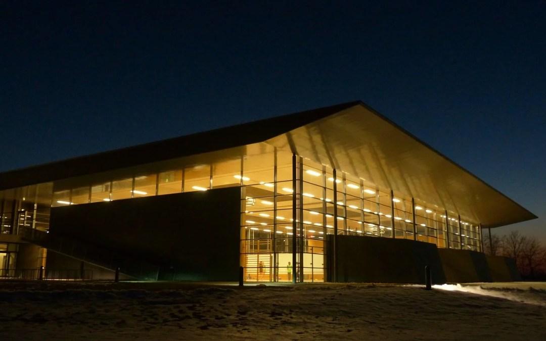 centro sportivo lavori di ristrutturazione