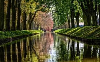 Lavori di impermeabilizzazione del canale principale – Lombardia