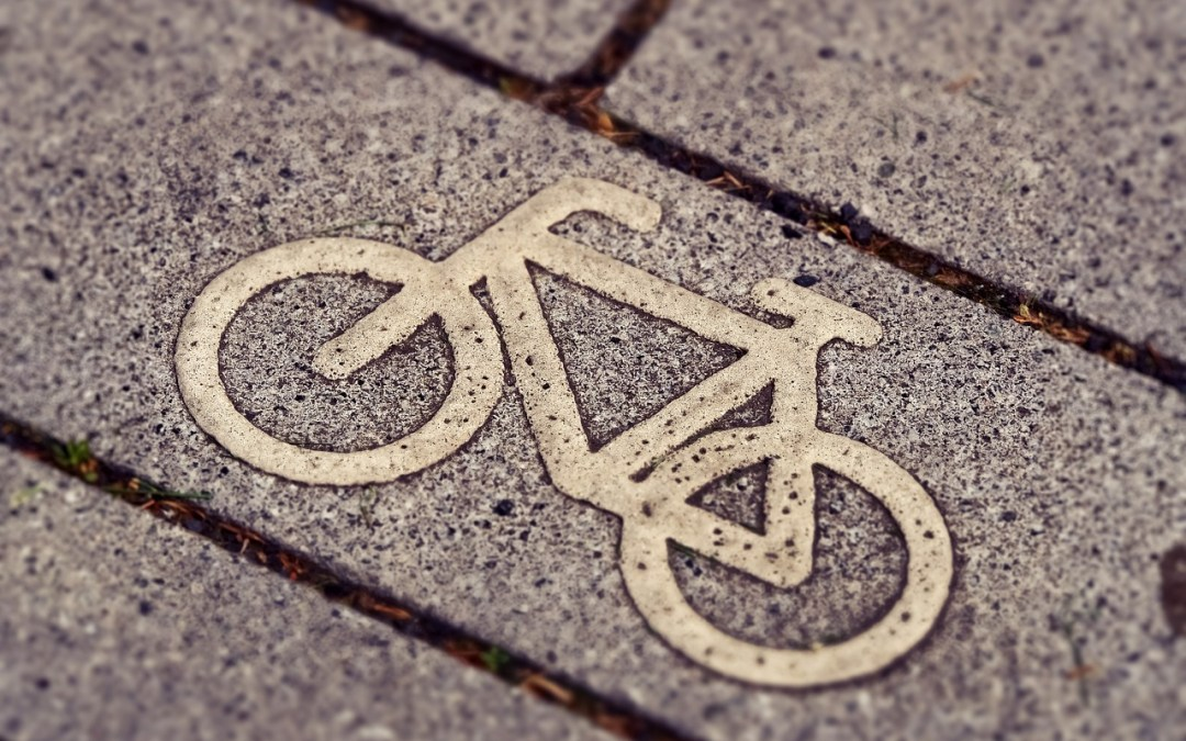 pista ciclabile - gara