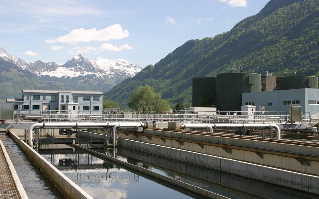 impianto di depurazione - gara