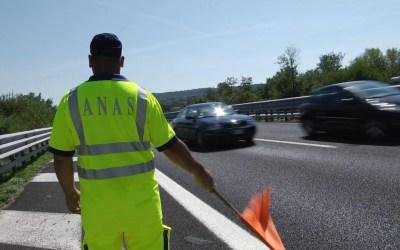 Lavori di pronto intervento a seguito di incidenti stradali – Liguria