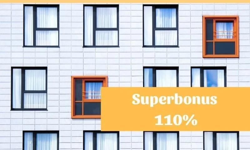 Superbonus 110% in appartamento