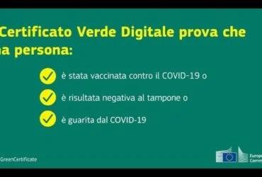 Turismo Italia: pass verde Covid entro maggio, da giugno in Europa