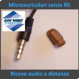 Microauricolari senza fili